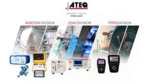 ATEQ LEK-, FLOW-, BATTERIJ- en TPMS-instrumenten